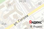Схема проезда до компании Банкомат, КБ Форбанк в Барнауле