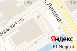 Схема проезда до компании Новый мир в Барнауле