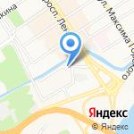 Абразив Опт на карте Барнаула