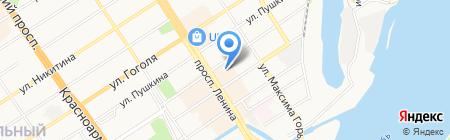 СтройКомплект на карте Барнаула