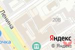 Схема проезда до компании АЛ-Строй в Барнауле