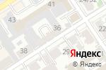 Схема проезда до компании ОКБ-Эталонъ в Барнауле