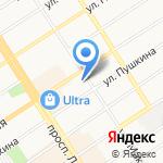 Studio by Elena Nenasheva на карте Барнаула