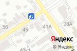 Схема проезда до компании Единая Служба Сантехников в Барнауле