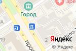 Схема проезда до компании Мистер бутерброд в Барнауле