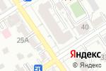 Схема проезда до компании Кристофер в Барнауле