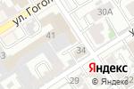 Схема проезда до компании АвтоBEST в Барнауле