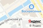 Схема проезда до компании Мебель плюс Интерьер в Барнауле