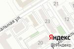 Схема проезда до компании ПМ-Холдинг в Барнауле