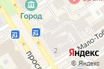 Схема проезда до компании Магазин шашлыка в Барнауле