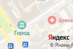 Схема проезда до компании Прокуратура Центрального района в Барнауле