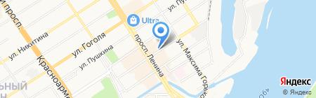 Всё строй на карте Барнаула