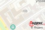 Схема проезда до компании TIENS в Барнауле