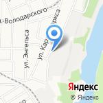 Творческая мастерская Андрея Таранова на карте Барнаула