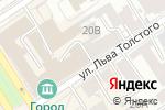 Схема проезда до компании ВсеИнструменты.ру в Барнауле
