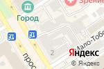 Схема проезда до компании Толстый кот в Барнауле