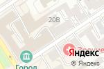 Схема проезда до компании РЭЙД в Барнауле