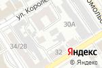 Схема проезда до компании Милосердие+ в Барнауле