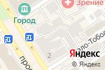 Схема проезда до компании Нужный в Барнауле