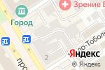 Схема проезда до компании Торговая фирма в Барнауле