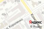 Схема проезда до компании Алтайский оптово-розничный центр школьной и офисной одежды в Барнауле