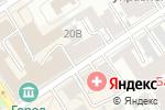 Схема проезда до компании ТрансСтрой в Барнауле