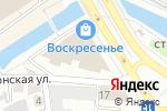 Схема проезда до компании Ломбард-Золотофф в Барнауле