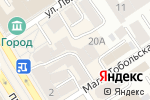 Схема проезда до компании Ассорти в Барнауле