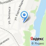 АртАль на карте Барнаула