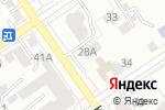 Схема проезда до компании STUTZEN в Барнауле