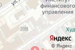 Схема проезда до компании Ульянушка в Барнауле