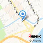 Мебель плюс Интерьер на карте Барнаула