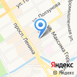 Ваш друг на карте Барнаула