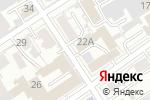 Схема проезда до компании Адвокатский кабинет Павленко И.А. в Барнауле