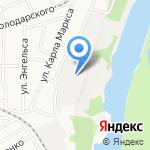 ЛДН-Дизайн на карте Барнаула