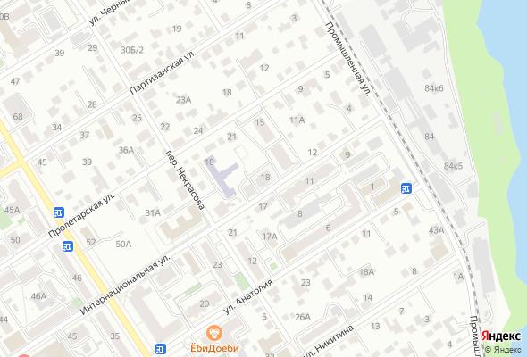 купить квартиру в ЖК ул. Интернациональная, 18