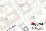 Схема проезда до компании Житница Алтая в Барнауле
