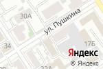 Схема проезда до компании Оптима в Барнауле