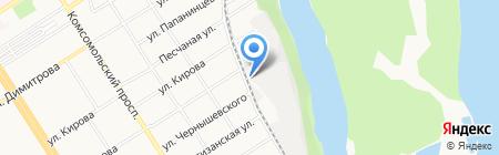 ёмаркет на карте Барнаула