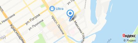 Quickpay на карте Барнаула
