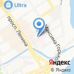 Со смаком на карте Барнаула