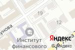 Схема проезда до компании Журналист в Барнауле