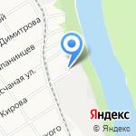 Бытавтотранс на карте Барнаула