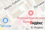 Схема проезда до компании Со смаком в Барнауле