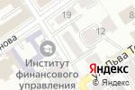 Схема проезда до компании Фитомаркет в Барнауле