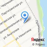 Scooter Service на карте Барнаула