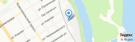 Всё для К-700 на карте Барнаула