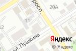 Схема проезда до компании Институт водных и экологических проблем в Барнауле