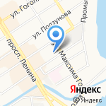 АгроГрупп на карте Барнаула