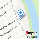 АВИКОМ на карте Барнаула